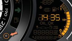 citro n c3 montre indicateurs contr le de marche manuel du conducteur citro n c3. Black Bedroom Furniture Sets. Home Design Ideas