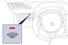 peugeot 208 alarme ouvertures manuel du conducteur peugeot 208. Black Bedroom Furniture Sets. Home Design Ideas