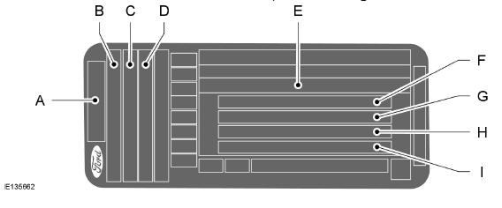 ford fiesta plaque d 39 identification du v hicule quantit s et sp cifications manuel du. Black Bedroom Furniture Sets. Home Design Ideas